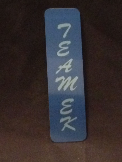 TEAM EK BOOKMARK